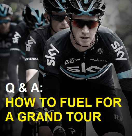 how to fuel for a grand tour