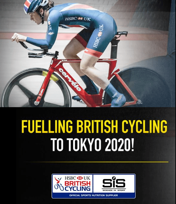 SIS fuelling British Cycling