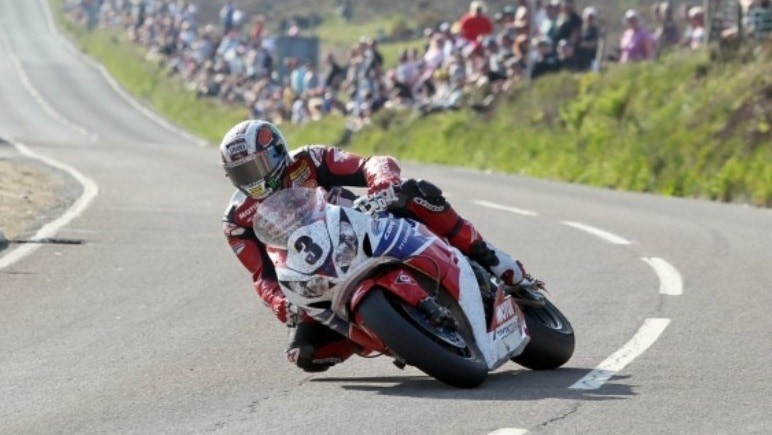 win a trip to the IOM TT
