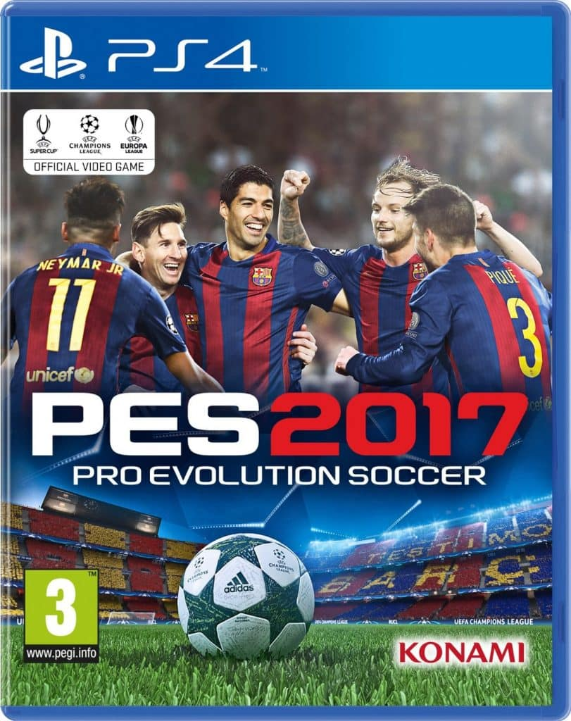 PRO EVOLUTION SOCCER BUY NOW