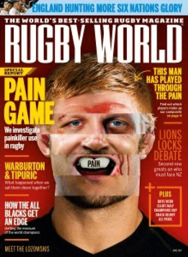Rugby World - great value subscriptions