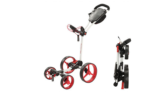 win a big max golf trolley