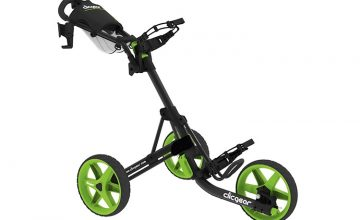 win a clicgear golf trolley