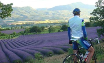 win a cycling holiday in france