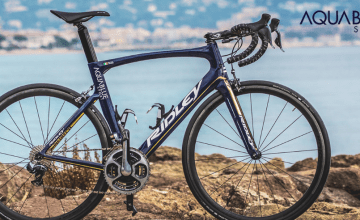 Win an Aqua Blue Sport Edition Ridley Noah SL!