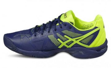 win some asics tennis shoes