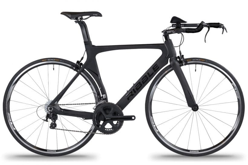 win a ribble aero tt bike