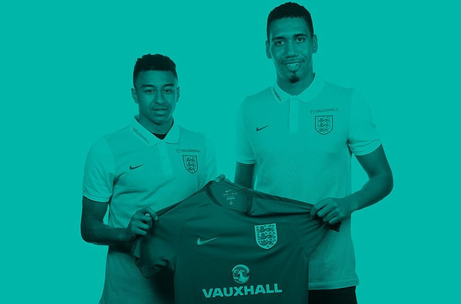 WIN A TRAINING TOP SIGNED BY CHRIS SMALLING AND JESSE LINGARD
