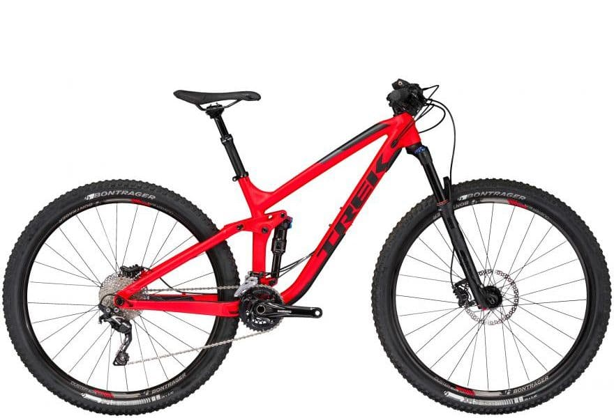 win trek mountain bike
