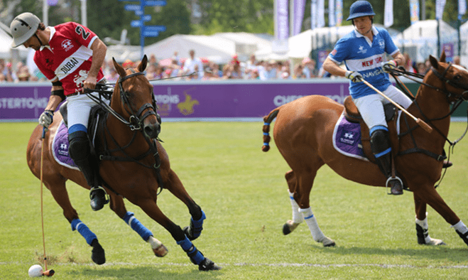 win two highly coveted tickets to go to this summer's Chestertons Polo in the Park