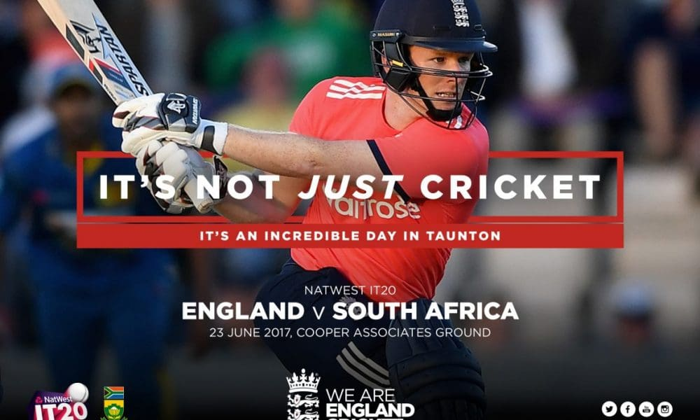 International IT20 tickets England v South Africa