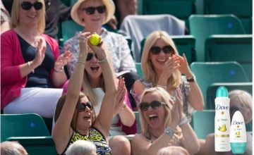 Win tickets to the Ageon International Eastbourne tennis with Dove