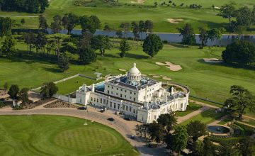 Win an overnight stay for two at Stoke Park worth £1,000