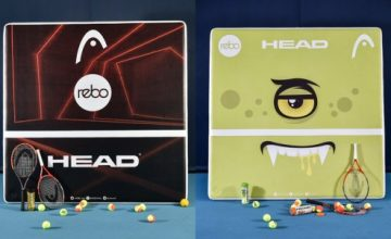Win a HEAD Speed REBO wall