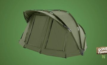 WIN A TRAKKER ARMO 1-MAN BIVVY WORTH £499.99!