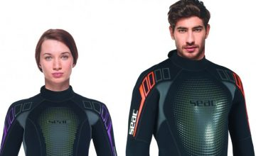 win a seac komodo wetsuit