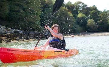 Win an amazing sea-kayaking adventure in Wales
