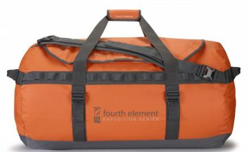 win a fourth element duffle bag