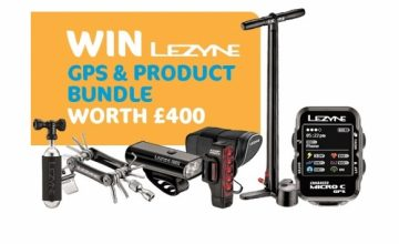 WIN a Lezyne GPS and product bundle worth £400