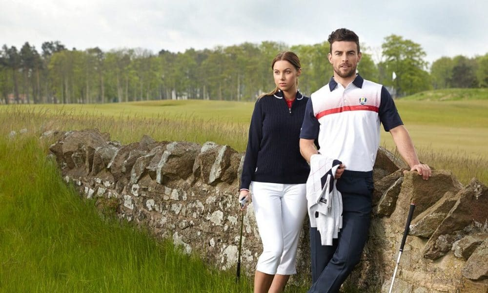 WIN: A Glenmuir Ryder Cup 2018 outfit