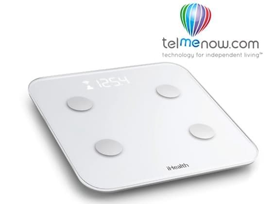 WIN AN IHEALTH CORE WIRELESS BODY COMPOSITION SCALE