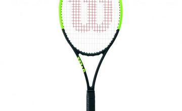 win one of 5 wilson tennis racquets