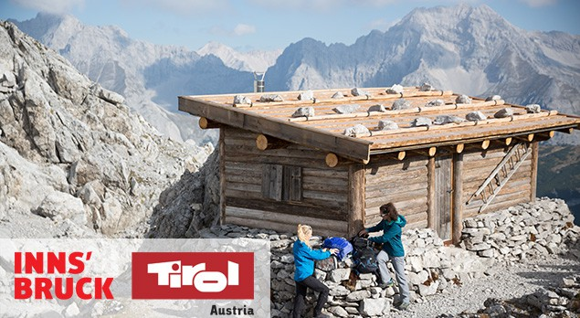 win a hiking holiday in the Austrian Tirol