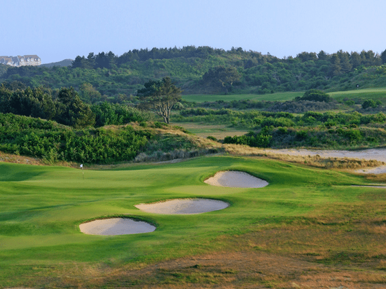 win golf trip to Le Touquet