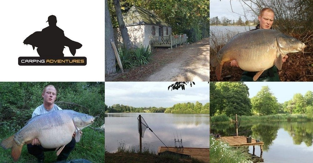win a carp fishing trip to france