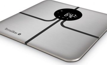 Win! An R-Link BodySense Technology Scale from Terraillon