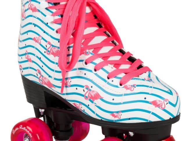 win a pair of roller skates