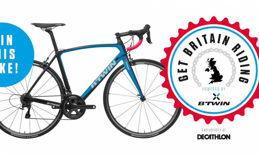 win this bike - get Britain riding