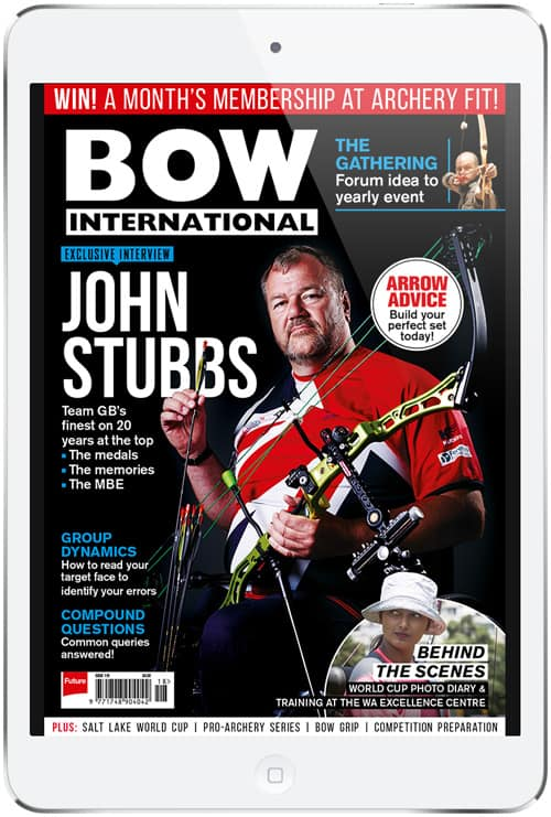 save 30% on a digital subscription to Bow International