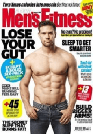 mens fitness magazine subscription offers