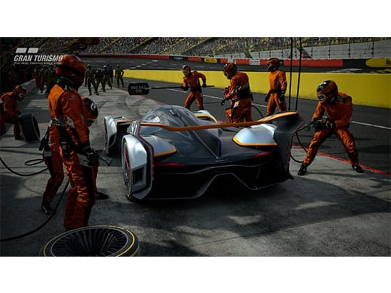 win a gran turismo prize package