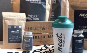 win a healthy wellness pack