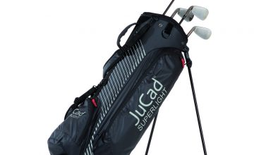 WIN: A JuCad superlight golf bag