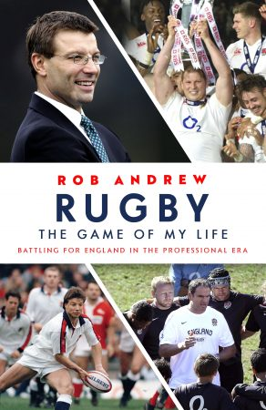 win a copy of the new rob andrew book
