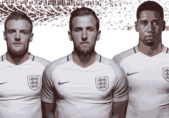 win one of 10 signed england shirts