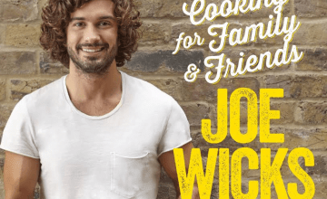 win a copy of joe wicks' latest book