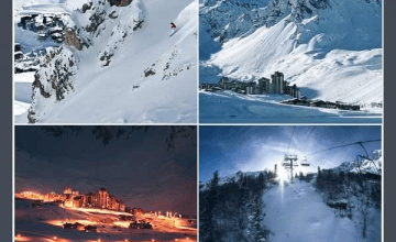 win a snow trip to tignes