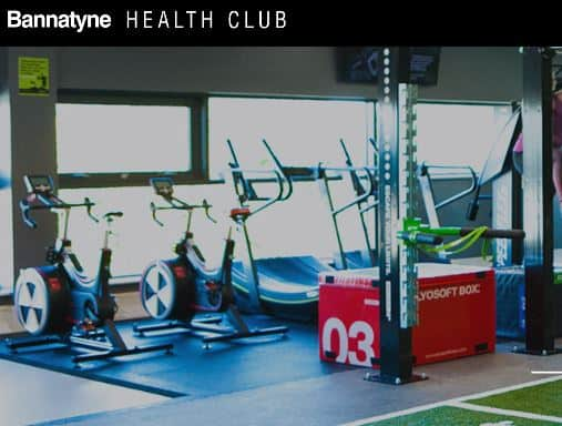 win years membership bannatyne's