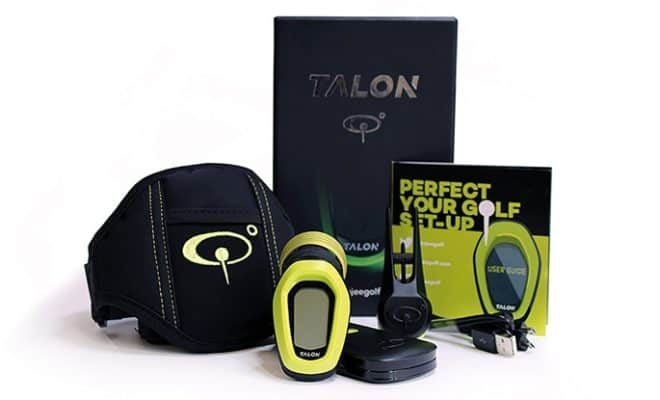 win a talon golf training aid