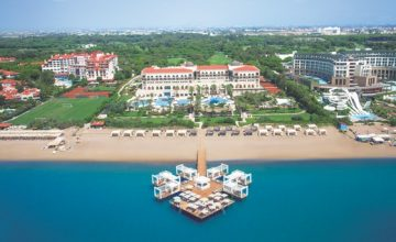 win an all-inclusive golf break in turkey