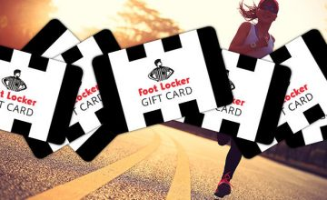 win a foot locker fift card