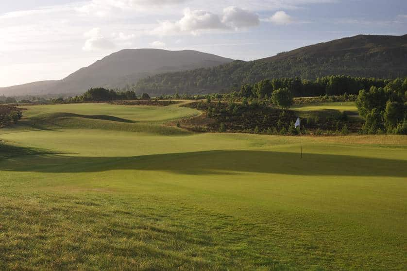 win a golfing break with macdonald hotels