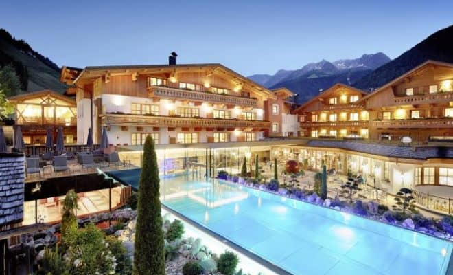 Win a four-night spa holiday in Italy from Hotel Quelle worth over £1,000!