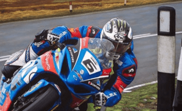 win michael dunlop limited edition print