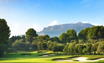 wina golfing break in barcelona