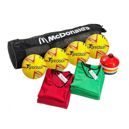 Kick Off 2018 with the chance to win a Precision Football Starter Pack